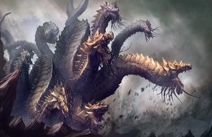 Top 10 loài rồng bá đạo nhất trong thế giới game (phần 2)