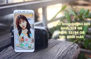 4 lý do để Xiaomi Redmi 5 Plus thống trị phân khúc dưới 4 triệu đồng