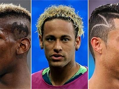 """Những """"quả đầu"""" độc lạ cùng phong cách chất lừ của các """"soái ca"""" World Cup 2018"""