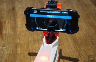Súng Laser Ops Pro – Súng chơi game đỉnh của đỉnh