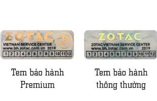 """Nhà bao việc, ZOTAC tại Việt Nam lên tiếng: """"Vậy bảo hành cứ để chúng tôi lo!""""."""