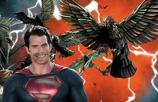 Chim Stymphalian của vũ trụ DC: Superman trở thành gã đàn ông lừa dối