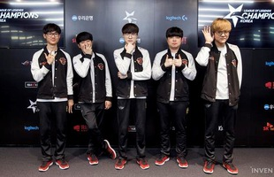 Vòng bảng CKTG, sự thống trị của người Hàn, LCS, LMS, VCS sạch bóng và nỗi buồn Uzi