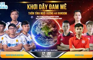AoE Việt: Lời thách thức từ SmartMen Hà Nam đến Chim Sẻ Đi Nắng!