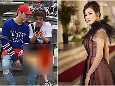 Karik lộ ảnh đi chơi với tình cũ Phương Linh, Sam đăng đàn ẩn ý, xinh như công chúa vẫn thiếu hoàng tử
