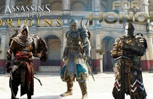 Sau khi đại phá Hy Lạp cổ đại, Assassin