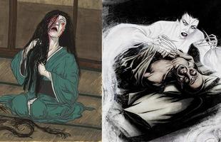 6 yêu quái Nhật Bản có sức mạnh và ngoại hình kỳ dị trong truyền thuyết Nhật Bản