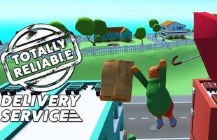 Totally Reliable Delivery Service - Tựa game đưa bạn vào vai thanh niên giao hàng nhanh