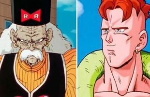 Dragon Ball: Hé lộ mối quan hệ thật sự giữa Android 16 và Dr. Gero