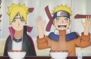 Boruto: Những khoảnh khác đáng nhớ của 2 cha con Naruto từ nhỏ đến lớn khiến fan rưng rưng nước mắt