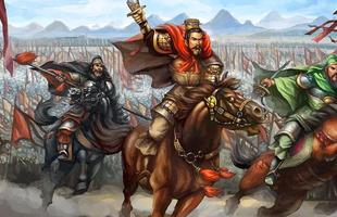 """""""Tam Quốc diễn nghĩa"""" và những điển tích nổi tiếng đã được La Quán Trung như thế nào?"""
