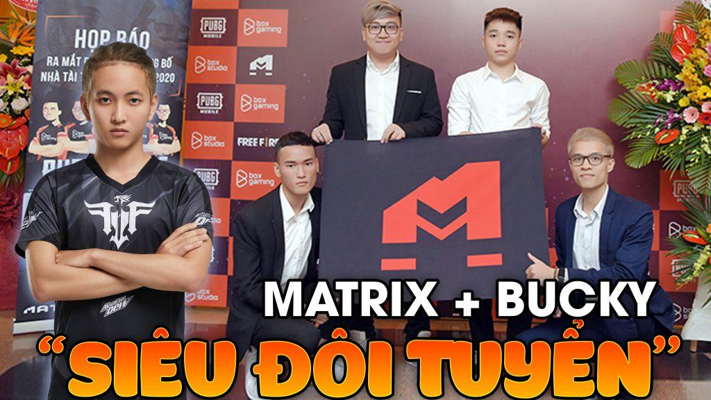 Phỏng vấn Matrix|Marco: