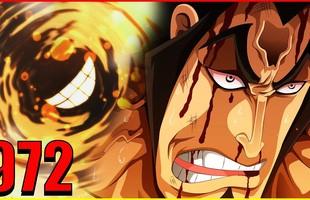 """One Piece chương 972 đã thể hiện 1 khía cạnh """"nam nhi đại trượng phu"""" của Kaido"""