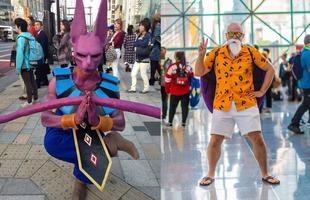 """Tổng hợp loạt ảnh cosplay Dragon Ball """"chất lừ"""" khiến ai xem cũng mê"""