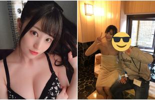 Thiên thần Shoko Takahashi gửi lời cảm ơn, khoe ảnh đi chơi suối nước nóng cùng 40 fan hâm mộ