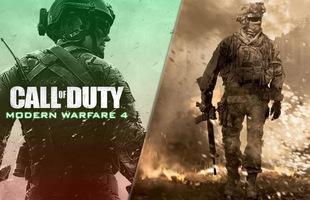 Liệu Call Of Duty: Modern Warfare 4 sẽ là tựa game miễn phí ?