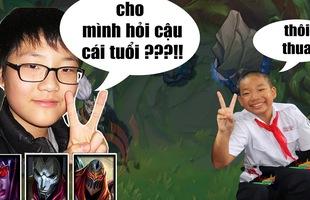 """Lý do đâu làng game Việt càng ngày càng lắm """"trẻ trâu"""" lộng hành"""
