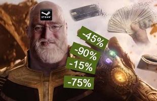 Bạn đã ném bao nhiêu tiền vào Steam ?
