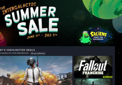 Steam Summer Sale 201 : Tổng hợp những tựa game được giảm giá đáng chú ý nhất trong ngày đầu (P2)