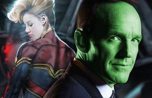 Giả thuyết: Captain Marvel sẽ được xây dựng dựa trên cuộc chiến Secret Invasion?