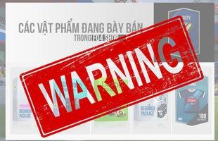 """FIFA ONLINE 4 khiến game thủ Việt dở khóc dở cười trong """"Đại Hội Mở Thẻ"""""""