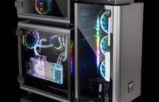 Thermaltake giới thiệu mẫu vỏ case siêu độc Level 20 và Level 20 GT, đảm bảo khiến game thủ tròn mắt
