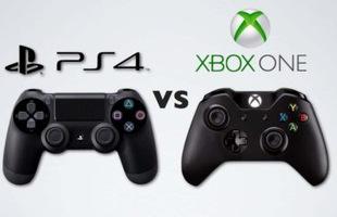 DualShock 4 so tài cùng tay cầm Xbox One: Mèo nào cắn mỉu nào?