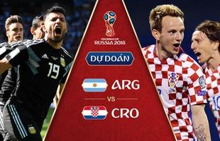 """FIFA ONLINE 4: Nhận định trận đấu Argentina vs Croatia """"Trận chiến quyết tử mang tên Messi"""""""