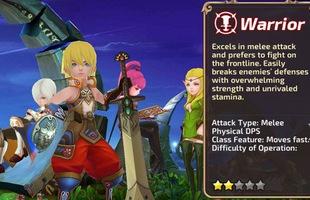 Dragon Nest M: Cẩm nang chọn nhân vật PvP và PvE cho người mới chơi