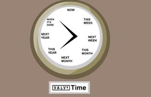 Valve Time là gì và vì sao Valve bị coi là chúa lề mề trong làng game?