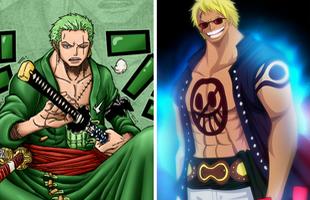 One Piece: Râu Đen và 12 kẻ thù của Luffy nếu đụng độ với Zoro thì chuyện gì sẽ xảy ra (P.1)