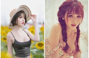 """Nóng bỏng và quyến rũ với cô nàng hot girl Sài Thành """"mặt học sinh thân hình phụ huynh"""""""