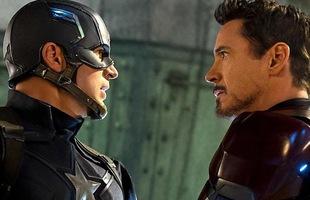 Captain America với Iron Man và những cảnh hành động kinh điển sẽ không xảy ra nữa vì Infinity Saga đã kết thúc