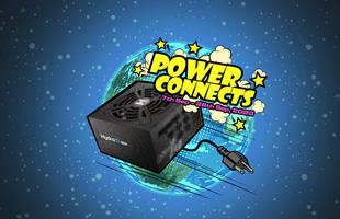 Nhận loạt giải thưởng hấp dẫn cùng event GiveAway của FSP PowerConnects