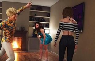 """Xuất hiện tựa game đưa người chơi tham gia tiệc tùng, đốt lửa trại và cả """"tán gái"""""""