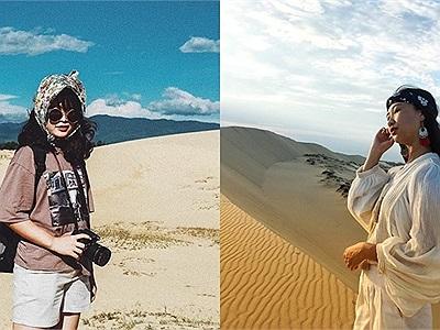 """Nóng bỏng da ở TOP7 đồi cát trắng chỉ có ở Việt Nam này sẽ định nghĩa lại cho bạn thấy đâu mới là """"thiên đường"""""""