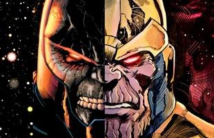 5 thực thể vũ trụ mạnh mẽ nhất được dung hợp giữa Marvel và DC: Khi Thanos kết hợp với Darkseid trở thành Siêu bạo chúa