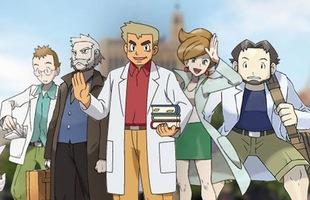 16 sự thật thú vị xung quanh các giáo sư nổi tiếng trong Pokemon (P.2)