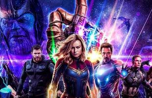 Avengers: Endgame đứng đầu top phim chiếu rạp có doanh số 'tỷ đô' được yêu thích nhất