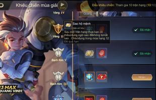 """Liên Quân Mobile: Quà thưởng Rank vốn đã """"nhạt"""", Garena lại tặng thêm item hết hạn sử dụng"""