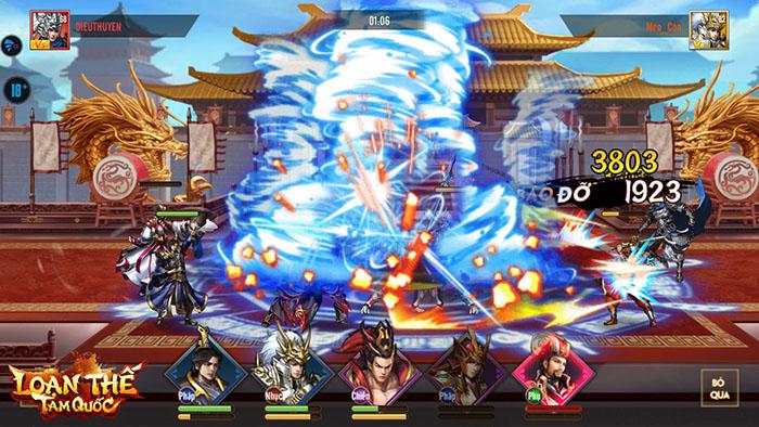 """Loạn Thế Tam Quốc Gamota – game 3Q """"best đấu trí"""" định ngày Alpha Test"""