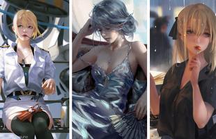 Vì ai cũng cần desktop ấn tượng, mời anh em tải về bộ sưu tập 20 hình nền phong cách anime tuyệt đẹp (P.2)