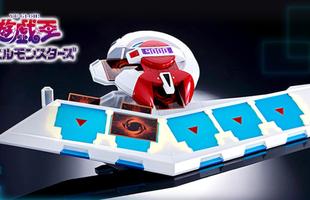 Xuất hiện bàn đấu bài chính hãng của Yu-Gi-Oh!, các thần bài còn gì mà không mua ngay?