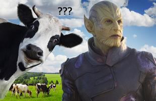 """Captain Marvel: 6 """"nhân vật"""" kì quặc và dị thường nhất chủng tộc Skrull từng biến thành"""