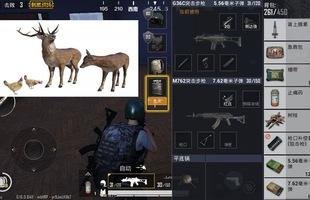 """PUBG Mobile: Tencent bổ sung muông thú, dấu chân và thêm chế độ chơi """"duy trì thân nhiệt"""""""