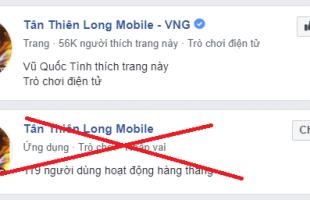 Cảnh giác với những mánh khóe lừa đảo trong Tân Thiên Long Mobile