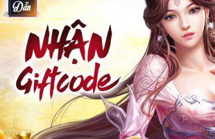 Tổng hợp sự kiện nhận Giftcode  trong ngày ra mắt Đao Kiếm Vô Song Mobile