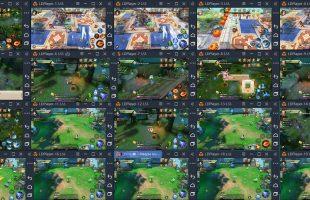 Mới ở bản thử nghiệm, Thục Sơn Kỳ Hiệp Mobile đã xuất hiện nhiều người chơi mở dịch vụ cày thuê