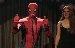 Đây chính chi tiết siêu nhỏ trong trailer Spider Man: Far From Home nhưng sẽ khiến bạn phải ngả mũ kính phục Marvel