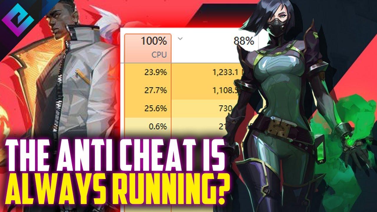 Riot bị tố dùng Anti-Cheat của VALORANT để giảm FPS các tựa game khác